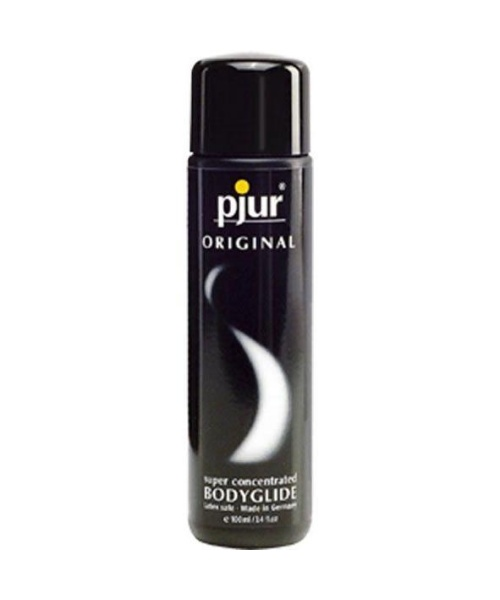 PJ Lubricante de base silicona 100 ml